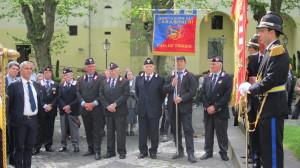 Delegazione dell'Associazione Carabinieri