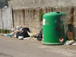 a.f.rifiuti San Cesareo (frazione)