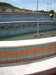 foto fontana senz'acqua a san pietro di Cava de' Tirreni