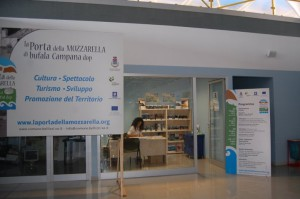 infopoint mozzarella doc aereoporto costa d'amalfi