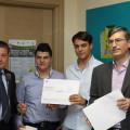 Premiazione concorso sicurezza e legalità cantieri edili