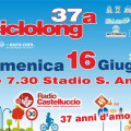 37a edizione Ciclolonga 2013