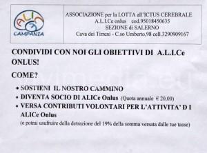 L'appello di ALICe Cava, allegato al Manifesto