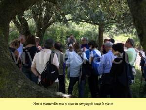 Itinerari ultimo atto, Sant'Anna con vista Vesuvio