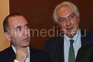 Mauro Maccauro e Alberto Meomartini