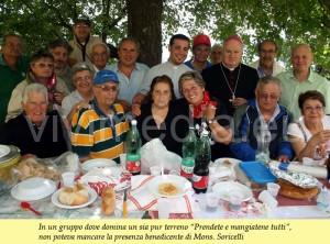 Il giovedi della festa di Montecastello