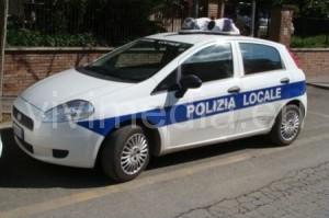 polizia locale auto
