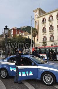Volante-della-Polizia-davan