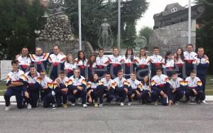 NRDC-ITA Sbandieratori Cavesi