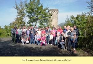 Cava de' Tirreni - Ripartiti gli itinerari d'ambiente