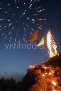 momento-della-processione-del-ss-sacramento-monte-castello-cava-de'-tirreni-vivimedia