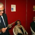 L'Assessore salernitano Ermanno Guerra legge una poesia dedicata a Niny da Pasquale Rocco