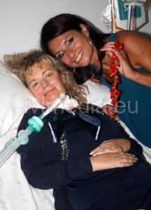 Lolita D'Arienzo e Carmela Bucciarelli