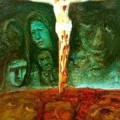 Michelangelo Angrisani - La Crocifissione