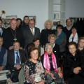 UTEnti in posa con il Sindaco Marco Galdi e S.E. Mons. Orazio Soricelli