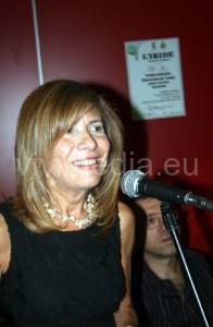 """Gabriella Alfano, Presidente dell' """"Iride"""""""