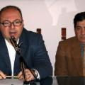 Il Sindaco Marco Galdi e Carmine Salsano