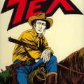 La copertina del primo volume texiano edito da Mondadori (1975)