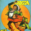 La prima storica copertina della serie Tex