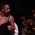 """Da """"Jennifer"""": Jennifer dialoga con le cinque rose…e con se stesso"""