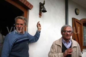 """Giovanni Trezza e Franco Lodato suonano la campanella della ricreazione. Alias, è l'ora di """"arrecrearsi"""". E ci siamo """"arrecreati"""""""