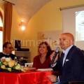 Da sin., Gaetano Fimiani, Patrizia Rinaldi e Luca Badiali