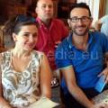 Carla Russo e Agostino Giordano, registi del musical -Romeo e Giulietta