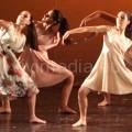 La Junior Company Ballet durante un'esibizione al Teatro Verdi di Salerno nel 2013