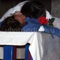 Giulietta e Romeo uniti nella morte