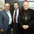 Con l'ex Sindaco di Cava Marco Galdi e con il Presidente UTE Massimo Di Gennaro