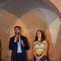 I due registi, Agostino Giordano e Carla Russo