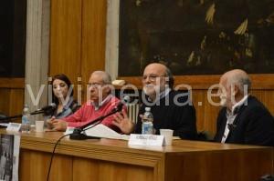 da sinistra: Gotti, Rossani, Donadio, Vitale