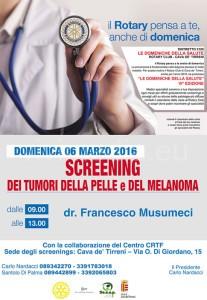 domeniche-salute-tumori-pelle-melanoma-cava-de'-tirreni-marzo-2016-vivimedia