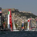 COPPA AMERICA:LUNA ROSSA,NEW ZEALAND CI HA DISTRUTTO BARCA