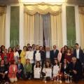 Gruppo vincitori organizzatori e docenti