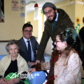 Ersilia Manzo con Eugenio Canora, Stefano Esposito e Anna Ferrara
