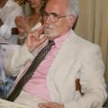 Luigi Abbro, vincitore della Sezione Poesia in lingua napoletana